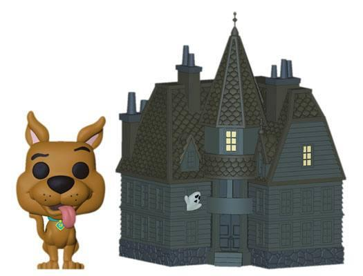 SCOOBY DOO - Bobble Head POP TOWN N° xx - Haunted Mansion