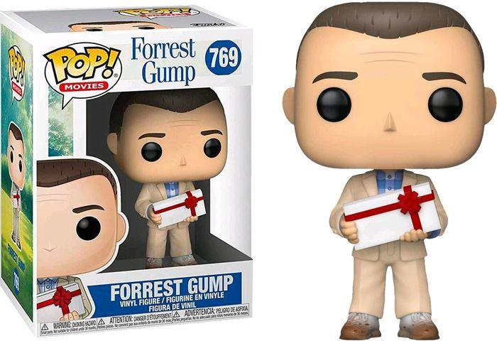 FORREST GUMP - Bobble Head POP N° xxx - Forrest with Chocolates