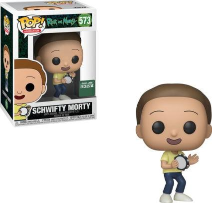 RICK & MORTY - Bobble Head POP N° 573 - Schwifty Morty SE_2