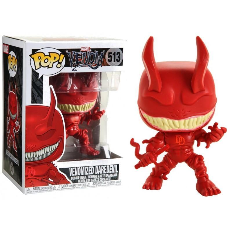 MARVEL - Bobble Head POP N° 513 - Venom S2 : Daredevil