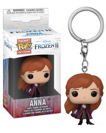 FROZEN 2 - Pocket Pop Keychains - Anna - 4cm_1