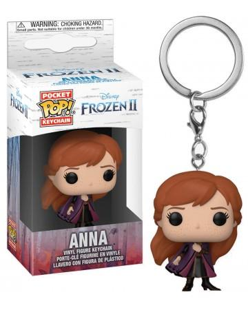 FROZEN 2 - Pocket Pop Keychains - Anna - 4cm