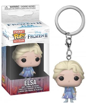FROZEN 2 - Pocket Pop Keychains - Elsa - 4cm