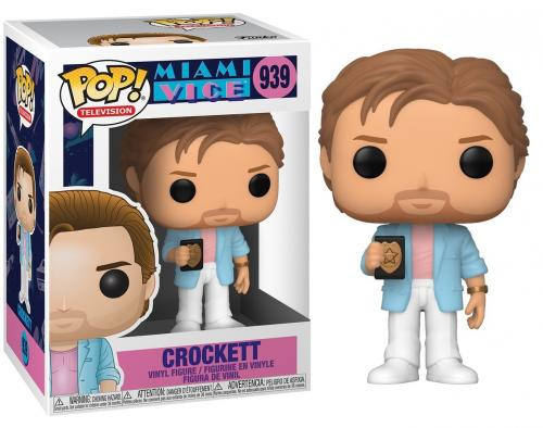 TV - Bobble Head POP N° 939 - Miami Vice S2 - Crockett