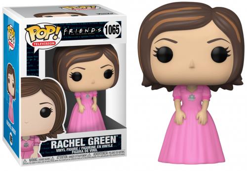FRIENDS - Bobble Head POP N° 1065 - Rachel in Pink Dress
