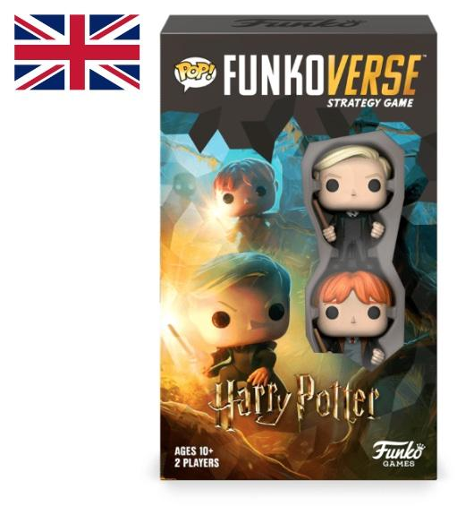 HARRY POTTER - Funkoverse 101 - Expandalone 'UK'