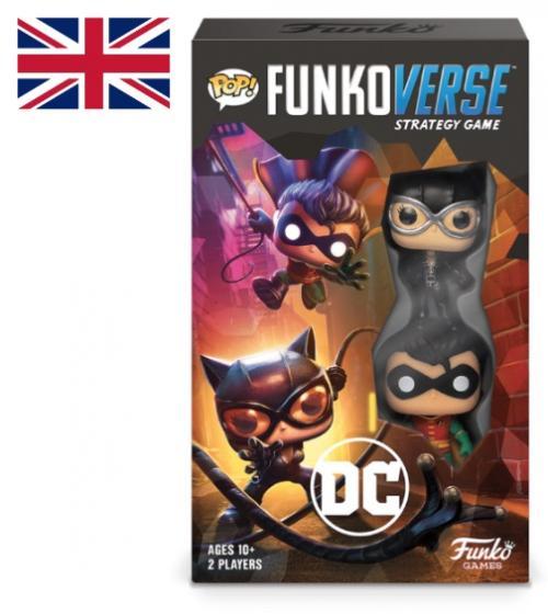 DC COMICS - Funkoverse 101 - Expandalone 'UK'