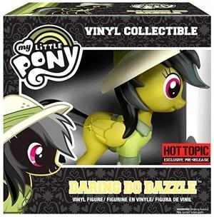 MY LITTLE PONY - Vinyl Collectible - Daring Do Dazzle - 14cm
