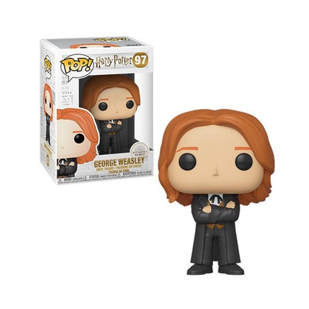 HARRY POTTER – BOBBLE HEAD POP N° 97 – YULE BALL GEORGE WEASLEY