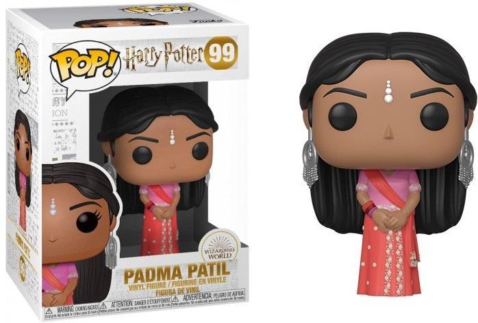 HARRY POTTER - Bobble Head POP N° xxx - Yule Ball Padma Patil