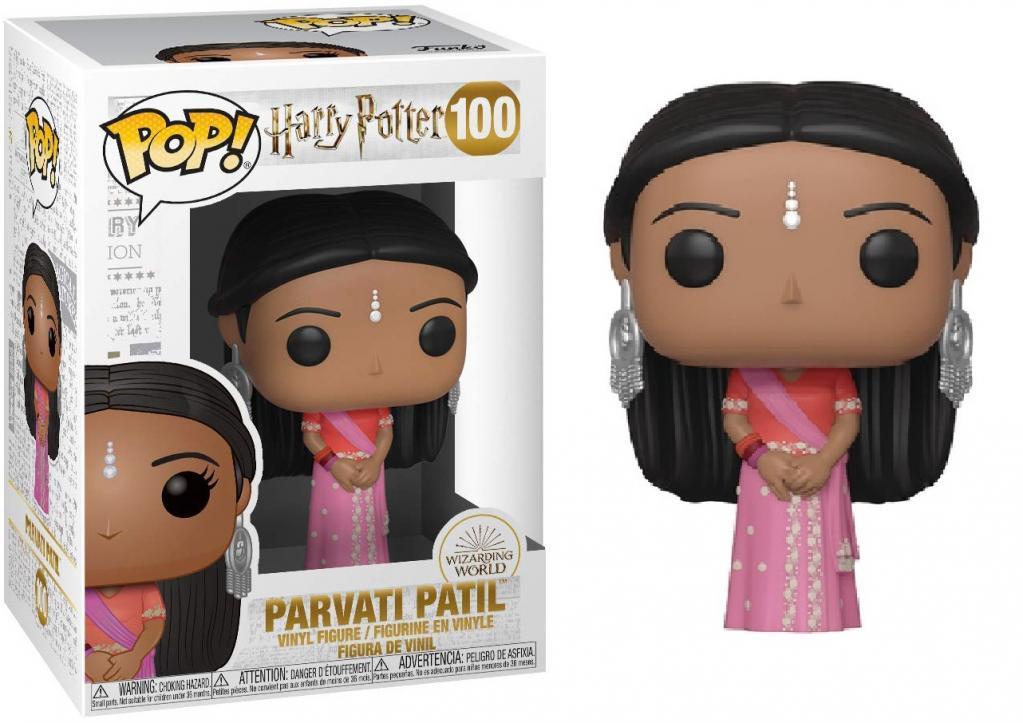 HARRY POTTER - Bobble Head POP N° xxx - Yule Ball Parvati Patil