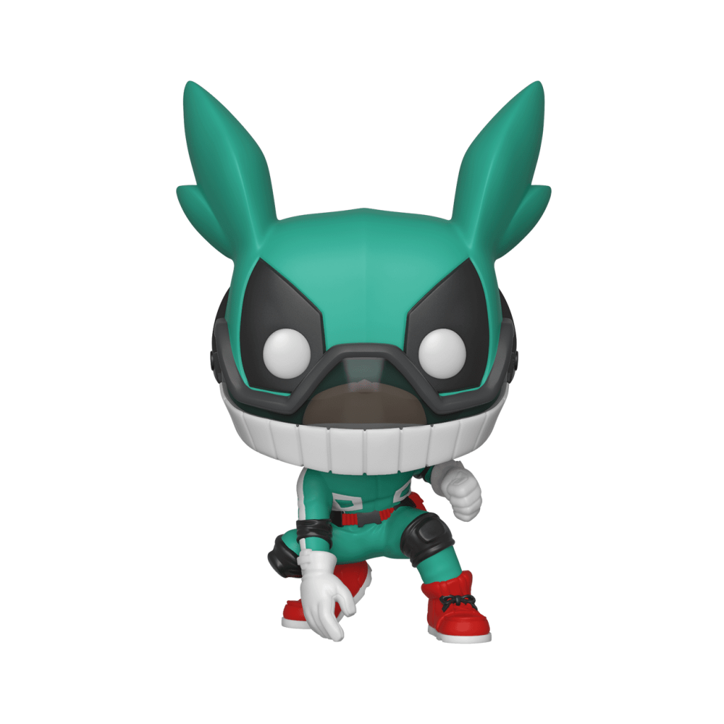 MY HERO ACADEMIA - Bobble Head POP N° 603 - Deku with Helmet