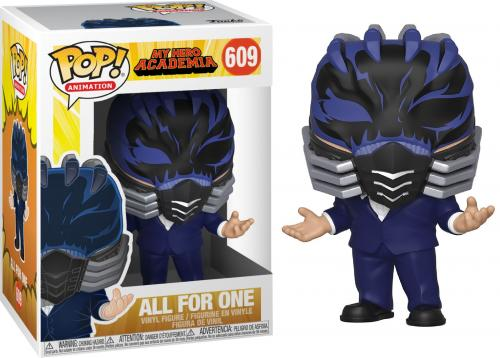 MY HERO ACADEMIA - Bobble Head POP N° 609 - All for One