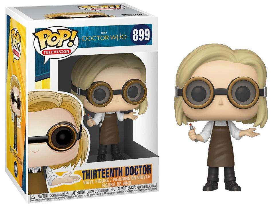 DOCTOR WHO - Bobble Head POP N° xxx - 13th Doctor with Goggles
