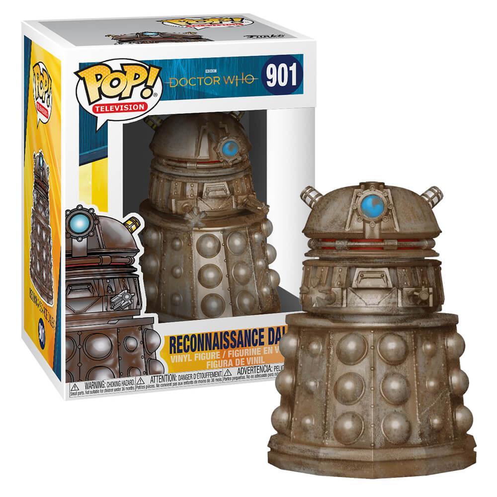 DOCTOR WHO - Bobble Head POP N° xxx - Reconnaissance Dalek