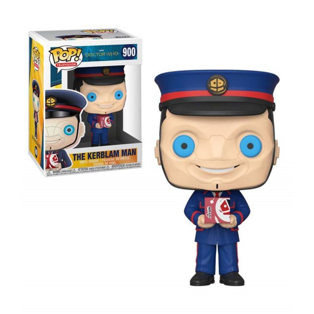 DOCTOR WHO - Bobble Head POP N° xxx - The Kerblam Man