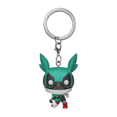 Pocket Pop Keychains : My Hero Academia - Deku with Helmet