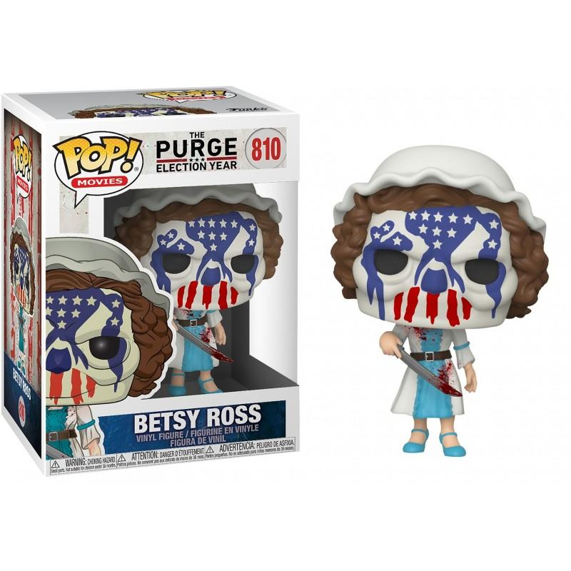 THE PURGE - Bobble Head POP N° 810 - Betsy Ross