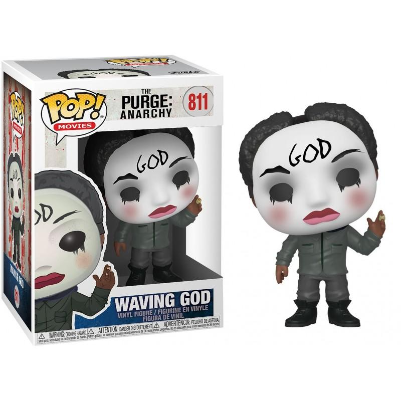THE PURGE - Bobble Head POP N° 811 - Waving God