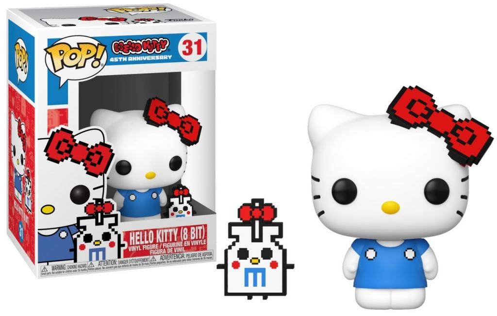 HELLO KITTY - Bobble Head POP N° 31 - Anniversary Hello Kitty