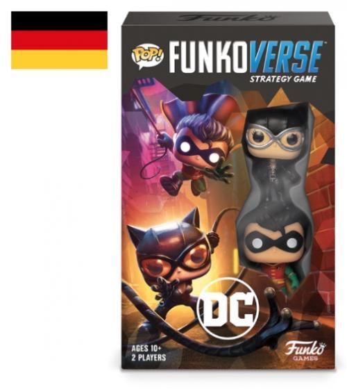 DC COMICS - Funkoverse 101 - Expandalone 'GERMAN'