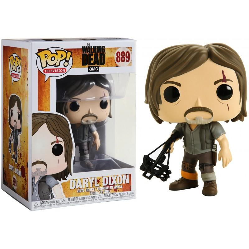 TV - Bobble Head POP N° 889 - The Walking Dead - Daryl_1