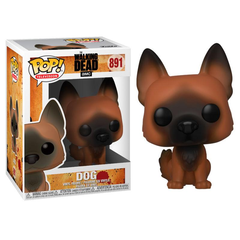 TV - Bobble Head POP N° xxx - The Walking Dead - Dog