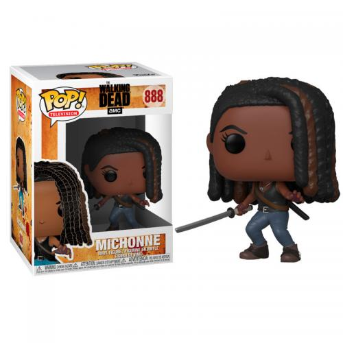 TV - Bobble Head POP N° 888 - The Walking Dead - Michonne