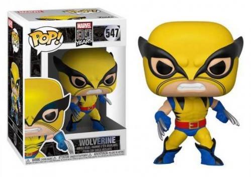 MARVEL - Bobble Head POP N° 547 - First Appearance Wolverine