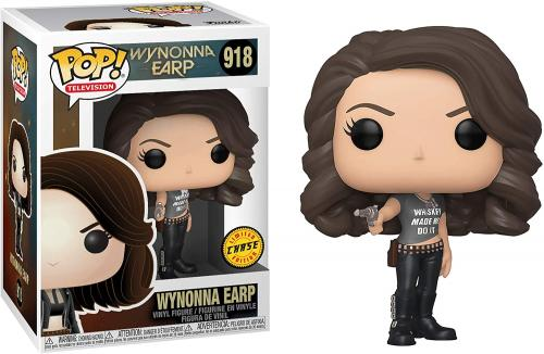 TV - Bobble Head POP N° 918 - Wynonna Earp CHASE EDITION