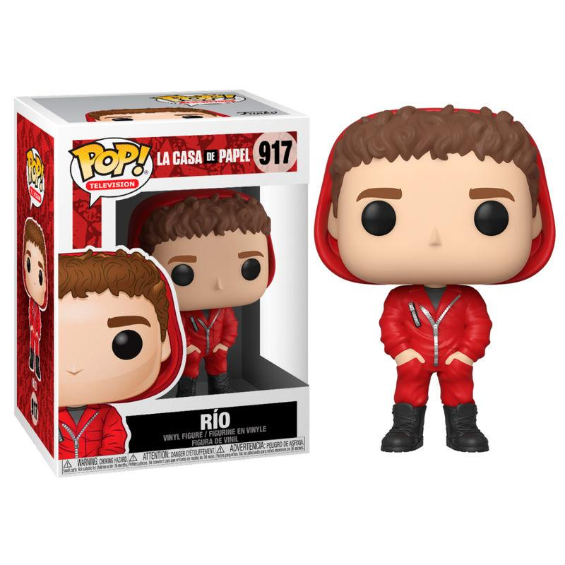 TV - Bobble Head POP N° xxx - La Casa de Papel - Rio