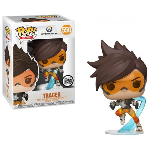OVERWATCH 2 - Bobble Head POP N° 550 - Tracer