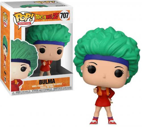 DRAGON BALL Z - Bobble Head POP N° 707 - Bulma