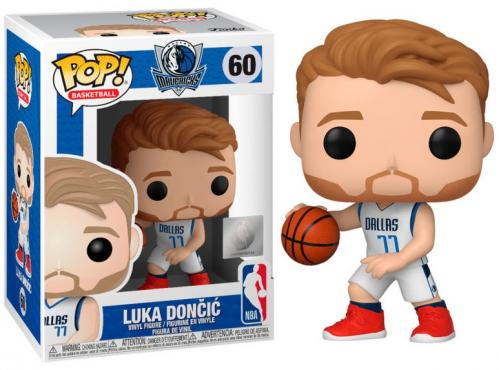NBA - Dallas Mavericks - Bobble Head POP N° 60 - Luka Doncic