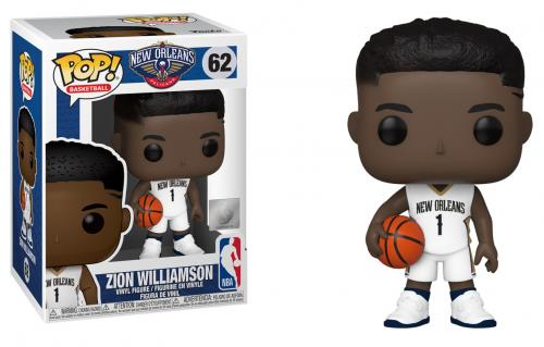 NBA - New Orleans Pelicans - Bobble Head POP N° 62 - Zion Williamson