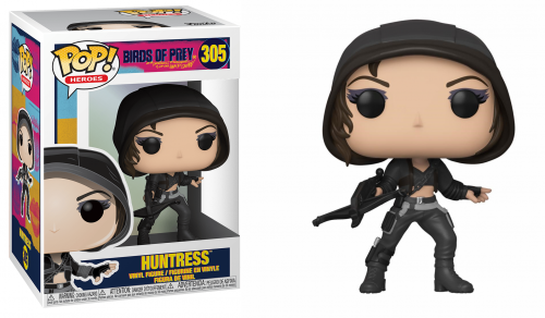 BIRDS OF PREY - Bobble Head POP N° 305 - Huntress
