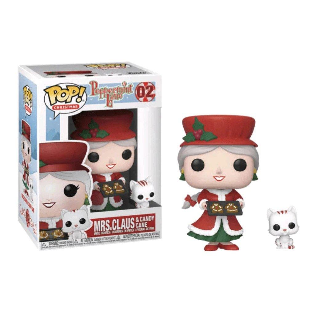 HOLIDAY - Bobble Head POP N° 02 - Mrs. Claus
