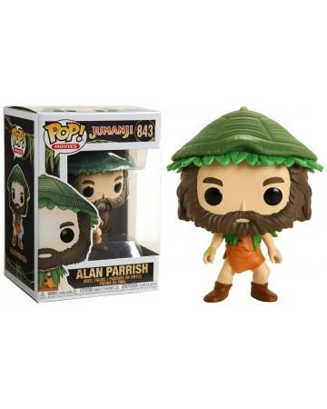 JUMANJI - Bobble Head POP N° 843 - Alan Parrish