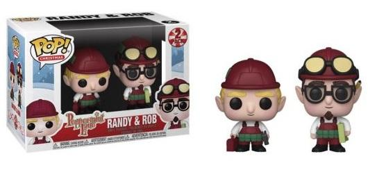 HOLIDAY - Bobble Head POP N° 2 - Randy & Rob '2-pack'
