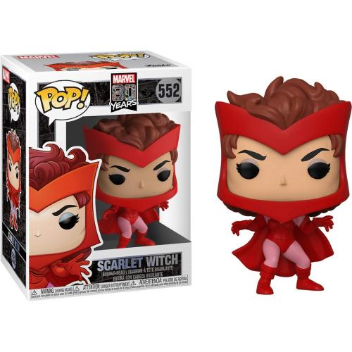 MARVEL 80th - Bobble Head POP N° 552 - First Appearance Scarlet Witch
