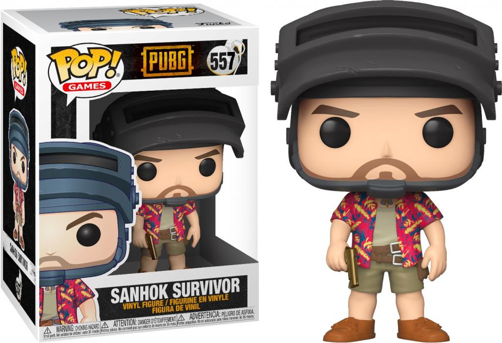 GAMES - Bobble Head POP N° xxx - PUBG - Sanhok Survivor