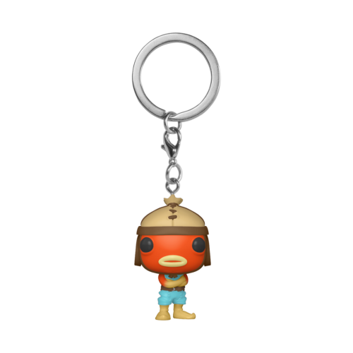 FORTNITE - Pocket Pop Keychains - Fishstick - 4cm