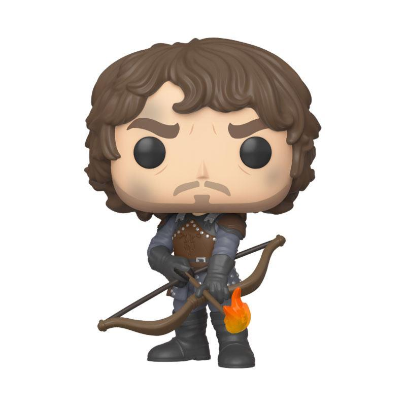 GAME OF THRONES - Bobble Head POP N° 081- Theon with Flaming Arrows