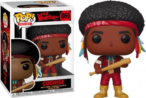 WARRIORS - Bobble Head POP N° 865 - Cochise - 9cm