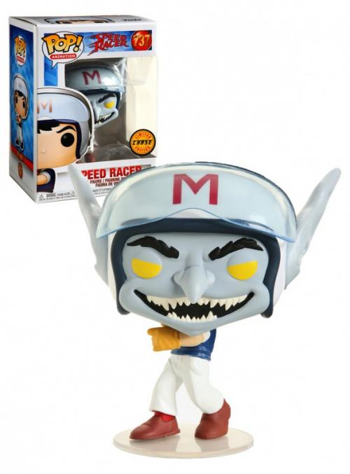 ANIMATION - Bobble Head POP N° 737 - Speed Racer - Speed CHASE EDIT.