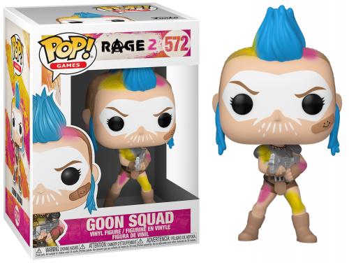 RAGE 2 - Bobble Head POP N° 572 - Goon Squad