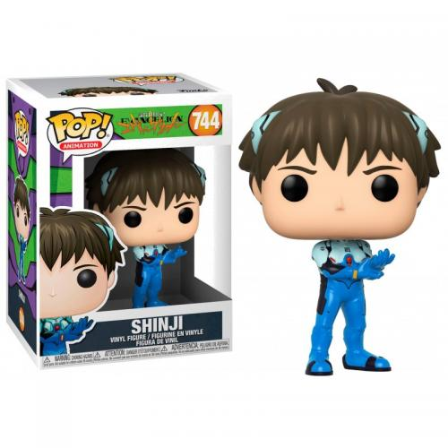 EVANGELION - Bobble Head POP N° 744 - Shinji Ikari