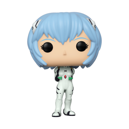EVANGELION - Bobble Head POP N° 745 - Rei Ayanami