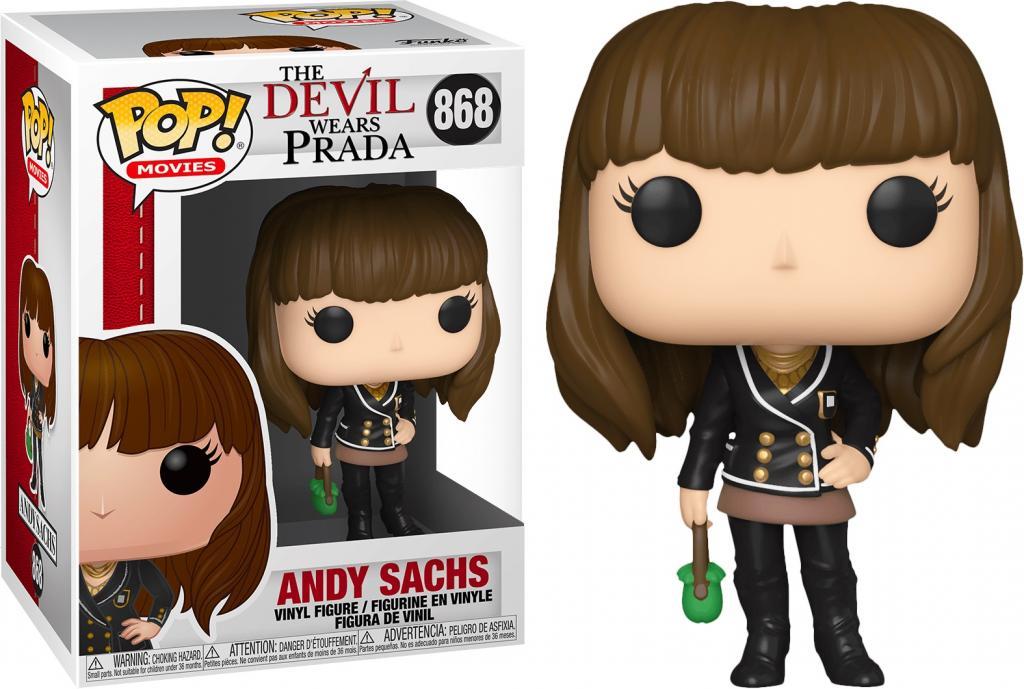 THE DEVIL WEARS PRADA - Bobble Head POP N° 868 - Andy Sachs