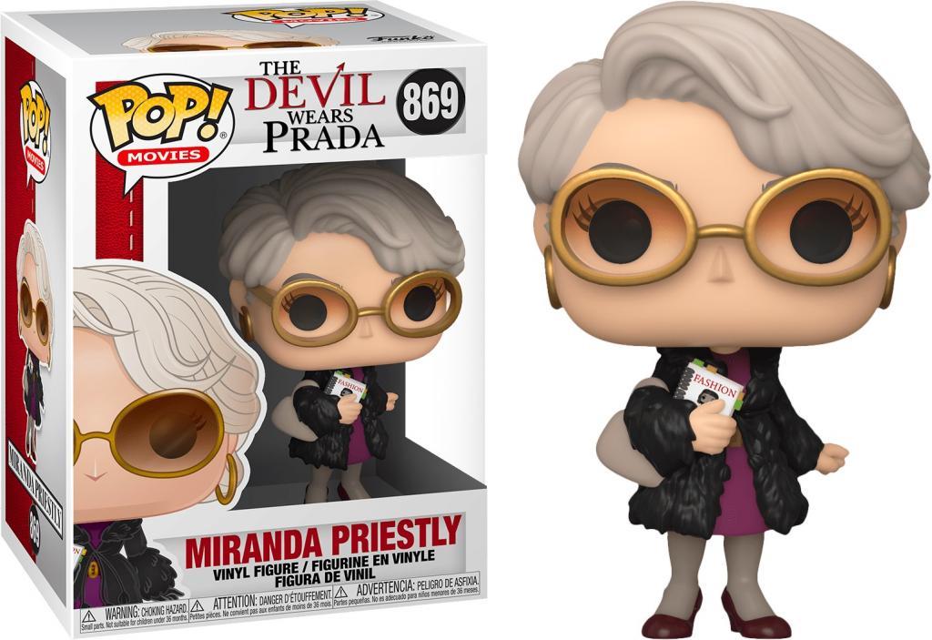THE DEVIL WEARS PRADA - Bobble Head POP N° 869 - Miranda Priestly